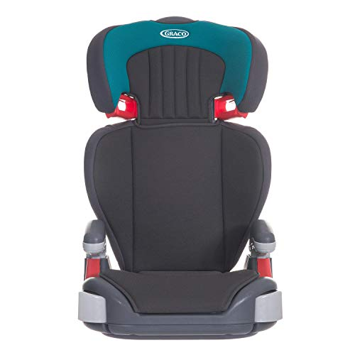 Graco Junior Maxi Lightweight Highback Booster Car Seat, Group 2/3, Harbor Blue