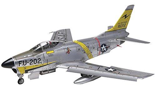 アメリカレベル 1/48 F-86D セイバードッグ 05868 プラモデルの商品画像