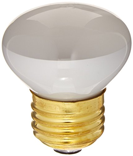 2 Pack Incandescent Light Bulb (25 Watt - R14 Short Neck - Reflector Flood - 120 Volt - Medium Base - Incandescent Light Bulb - Bulbrite200025 - 2 Pack)