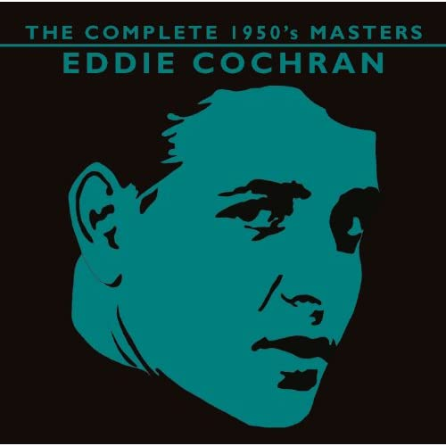 The Complete 1950's Masters Eddie Cochran