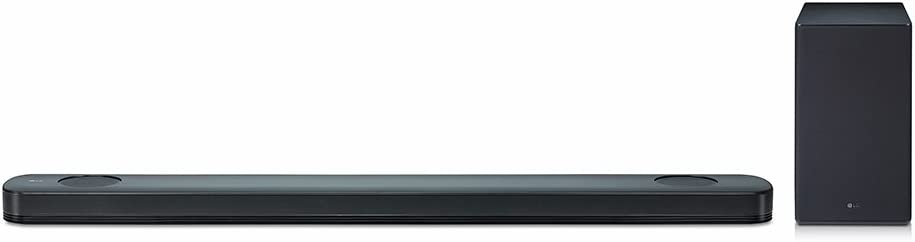 LG SK9Y 5.1.2 ch High Res Audio Sound Bar with Dolby Atmos (2018)