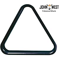 John West Triángulo para 57mm Bolas de Billar