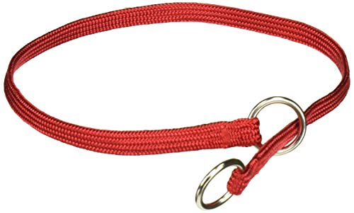 Resco American-Made Braided Choke Collar for Dogs, 22