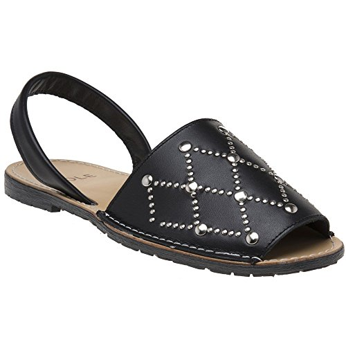 Sole Sandalo Nero Toucan Sole Donna Donna Toucan Sandalo Nero Sole q1zvWxq8r