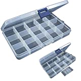 Tackle Boxes, Plastic Box,Adjustable Plastic