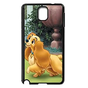 samsung_galaxy_note3 phone case Black Lady and the Tramp BFS8491647