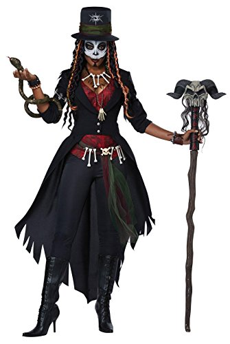 Voodoo Magic Women - Adult XL