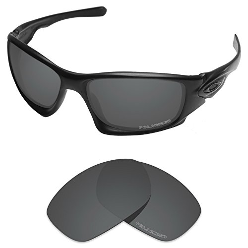 Tintart Performance Lenses Compatible with Oakley Ten X Polarized Etched-Carbon ()