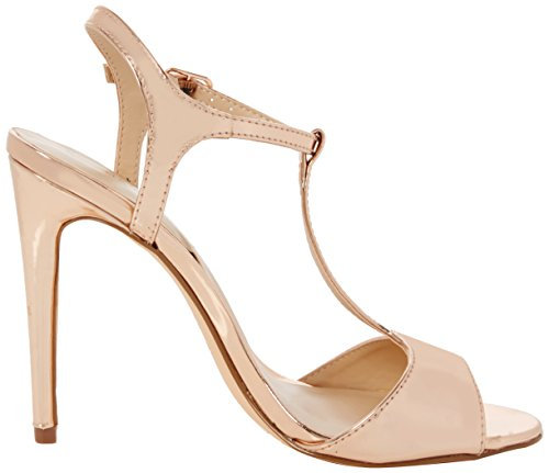 gold Shalot Scarpe Spuntate New Donna Oro Look n81vYqRw