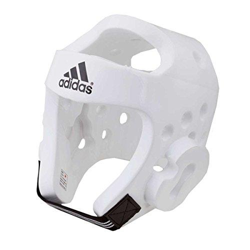 Adidas-Kopfhörer, Weiß