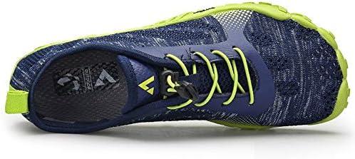 ウォーターシューズ通気性ウォーターシューズ男性のアメリカとヨーロッパのスポーツビーチ屋外用ワタリ靴(グリーン) ポータブル (色 : Green, Size : US9.5)
