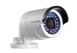 Hikvision DS-2CD2032-I CCTV POE 3MP Bullet IP HD Security Network Camera, 4mm