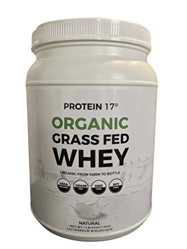 Protein 17 Organic Grass Fed Delicious