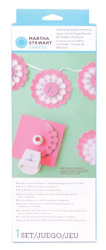 Martha stewart crafts circle edge paper punch starter kit for Martha stewart crafts spray paint kit