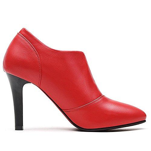 six Hauts KHSKX Correspond Thirty Pied De La Chaussures Amende Une 9Cm De Chute Nouvelles Et De Féminin Souligné Avec Talons 6U6qrHZw