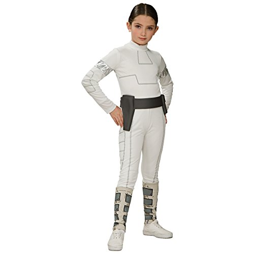 Padme Costume Girls (Padme Amidala Child Costume - Medium)