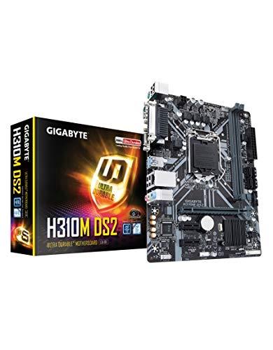 Gigabyte H310M-DS2 2.0 Carte m/ère Intel Socket LGA1151