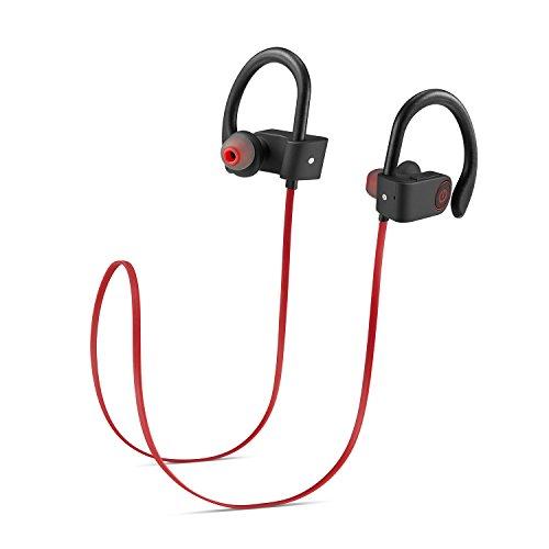 top4cus Bluetooth Headphones Sweatproof Microphone