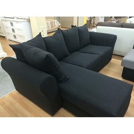 Sofá angular para salón disponible en varios colores ...
