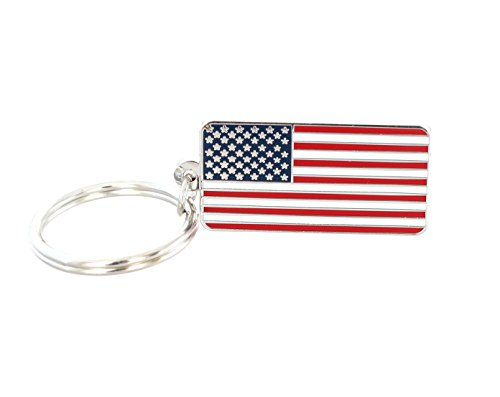 (Forge Official American Flag Keychain 1.5