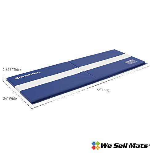 We Sell x 6' Folding Cartwheel Tumbling Exercise