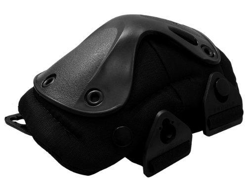 HATCH type XTAKK elbow and knee pad set black (japan import)