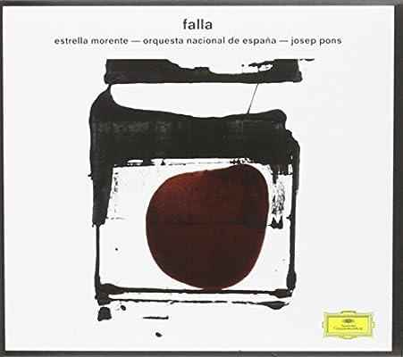 Falla: El Amor Brujo: Estrella Morente / Orquesta Nacional de España / Josep Pons: Amazon.es: Música
