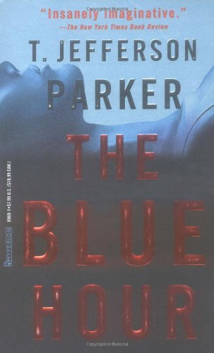 book cover of The Blue Hour