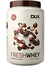 Dux Nutrition Fresh Whey Chocolate e Avelã - 900 g