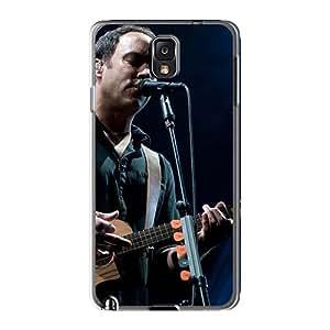 Samsung Galaxy Note3 ZVC3158LiSu Unique Design High-definition Dave Matthews Band Pattern Scratch Resistant Hard Phone Covers -InesWeldon