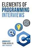 Elements of Programming Interviews: The Insiders' Guide - cover