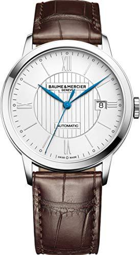 Baume Mercier Mens Watches - Baume & Mercier Classima 10214 Mens Watch