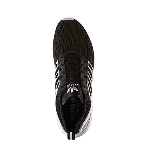 adidas Unisex-Erwachsene ZX Flux Advanced Low-Top Black