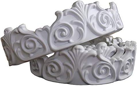 Zhangbl Flexible Modelling Crown Mouldings Trim Home