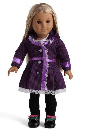 Jacket Doll Clothes - 9