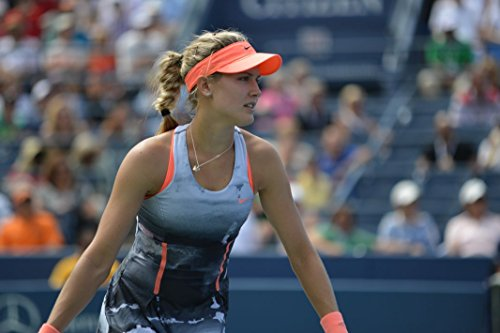 089 Eugenie Bouchard 36X24 Inch Silk Poster Aka Wallpaper Wall Decor By Neuhorris