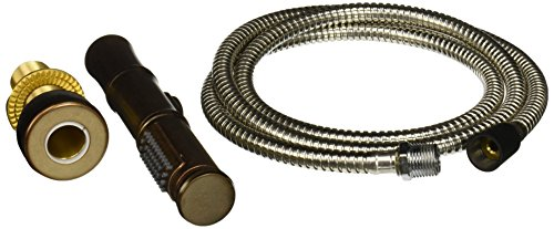 Danze D491145RBD South Sea Personal Spray Kit for Roman Tub, Distressed Rubbed Bronze ()