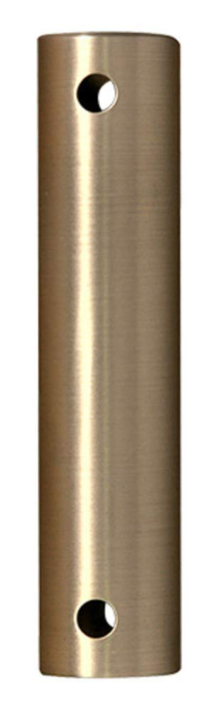 Fanimation DR1-CPBS Downrod Coupler, Brushed Satin Brass