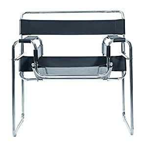 Wassily Chair Model B3 Bauhaus by Marcel