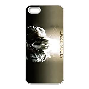 iPhone 4 4s Cell Phone Case White Dark Souls GRL Cell Phone Case 3D Customized