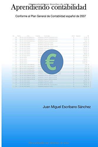 Descargar Libro Aprendiendo Contabilidad Juan Miguel Escribano Sanchez