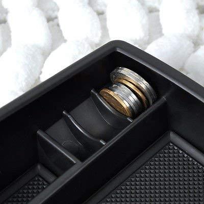 Auto Mittelkonsole Armlehnenbox Handschuhbox Sekund/äraufbewahrung Ablage Box kompatibel mit Q5 2010 2018