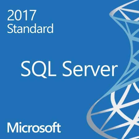 Software : SQL Server 2017 Standard [PC Download]
