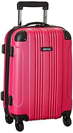"Kenneth Cole Reaction ABS 20"" Upright Carry on Luggage in Pink"