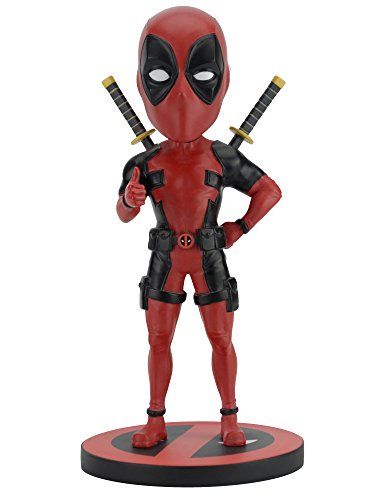 NECA Marvel Knocker Deadpool Classic