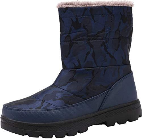 トレッキングブーツ メンズ スノーブーツ 軽量 冬靴 防水 裏起毛 防滑 アウトドアシューズ 防寒靴 ハイキングシューズ 登山 スポーツシューズ 防滑 マーチンブーツ デザートブーツ ショートブーツ おしゃれ
