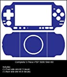Sony PlayStation Portable 3000 (PSP-3000) Skin - NEW - LEMON YELLOW system skins faceplate decal mod