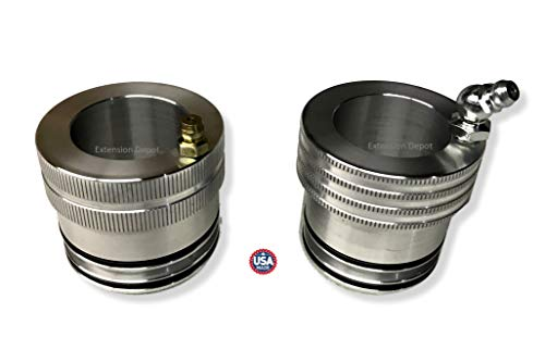 (44MM & 40MM Polaris Ranger 800 & XP Wheel Bearing Greaser tools - OEM AB25-1150 AB25-1628)