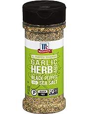 McCormick Garlic, Herb, Black Pepper & Sea Salt All Purpose Seasoning, 4.37 oz