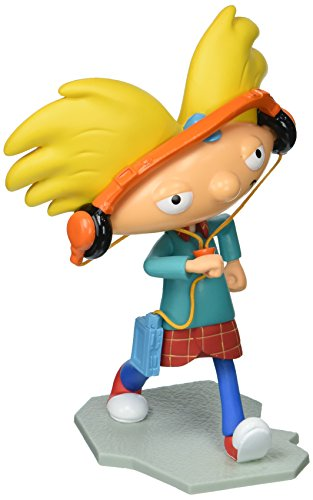 Nick 90's Just Play Hey Arnold Toy Figures -